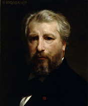 Self portrait - William-Adolphe Bouguereau
